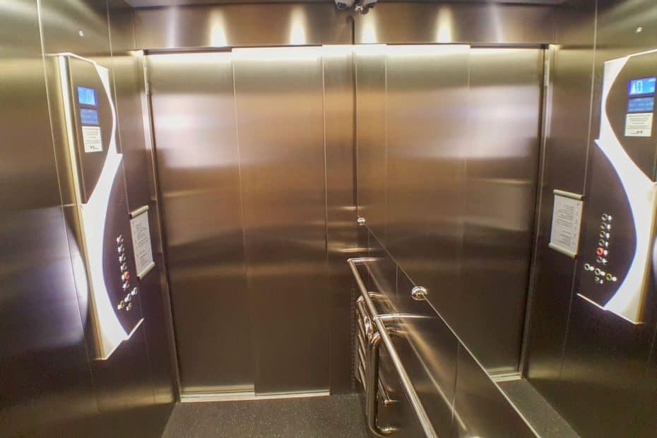 Potoční 1094 výtah